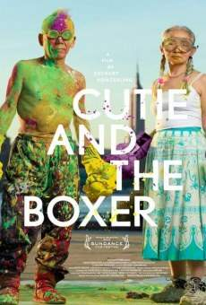 Ver película Cutie and the Boxer