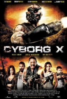 Ver película Cyborg X