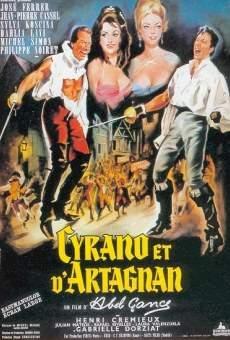 Cyrano et d'Artagnan on-line gratuito