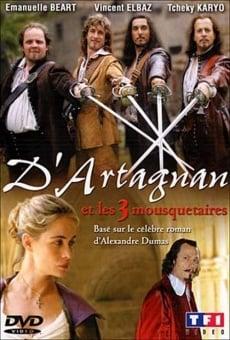 D'Artagnan et les 3 mousquetaires en ligne gratuit