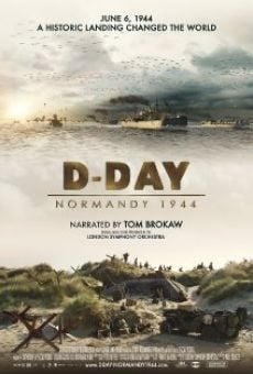 Película: D-Day: Normandy 1944
