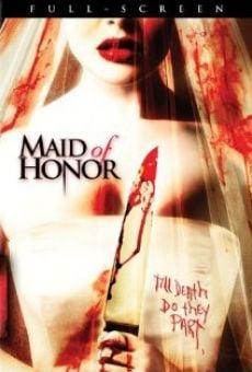 Ver película Dama de honor
