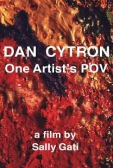 Ver película Dan Cytron: One Artist's POV
