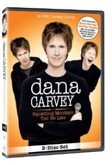 Ver película Dana Carvey: Squatting Monkeys Tell No Lies