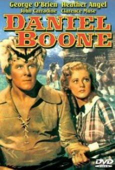 Daniel Boone on-line gratuito