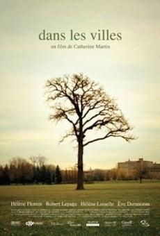 Ver película En las ciudades
