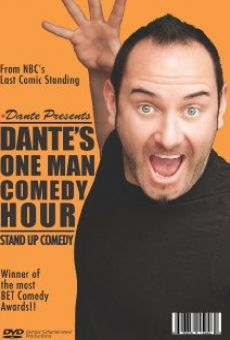 Ver película Dante's One Man Comedy Hour