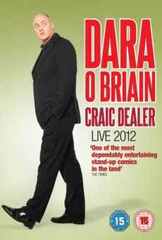 Dara O'Briain: Craic Dealer Live en ligne gratuit