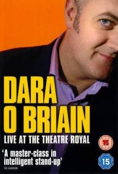 Dara O'Briain: Live at the Theatre Royal on-line gratuito