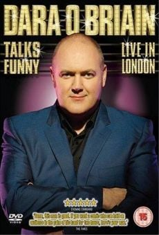 Película: Dara O'Briain Talks Funny: Live in London