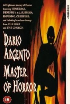 Dario Argento: Master of Horror on-line gratuito