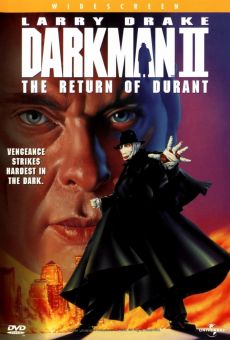 Darkman II: The Return of Durant on-line gratuito