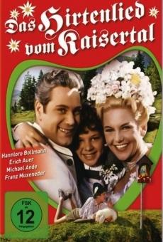Ver película Das Hirtenlied vom Kaisertal