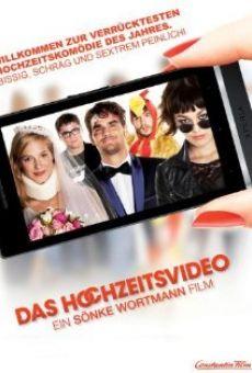 Ver película Das Hochzeitsvideo