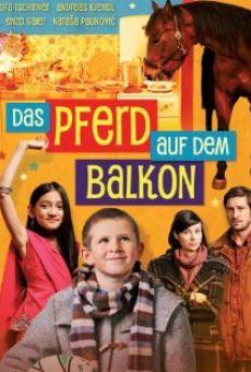 Ver película Das Pferd auf dem Balkon