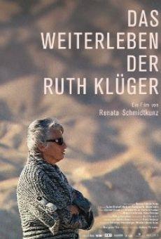Das Weiterleben der Ruth Klüger Online Free