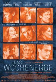 Película: El fin de semana