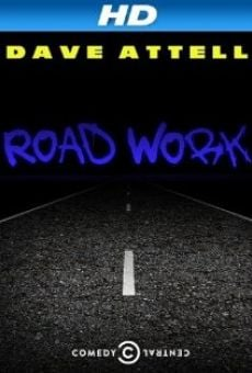 Watch Dave Attell: Road Work online stream