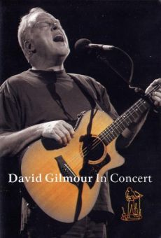 david gilmour in concert 2002 film en fran ais cast et bande annonce. Black Bedroom Furniture Sets. Home Design Ideas