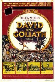 Ver película David y Goliat