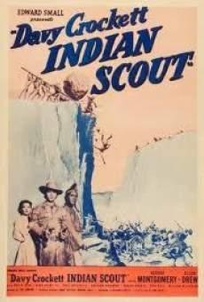 Ver película Davy Crockett, el explorador indio