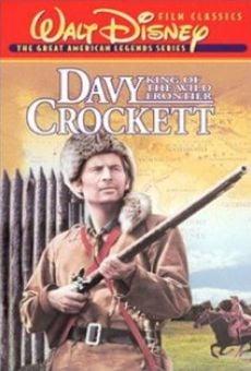 Ver película Davy Crockett, rey de la frontera