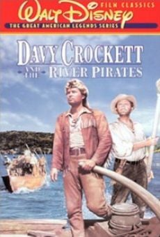 Ver película Davy Crockett y los piratas del Mississippi