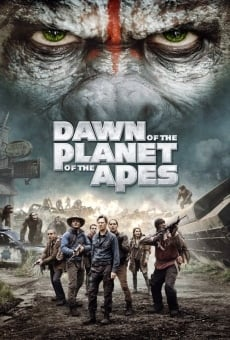 Dawn of the Planet of the Apes online kostenlos