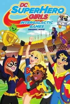 DC Super Hero Girls: Intergalactic Games on-line gratuito