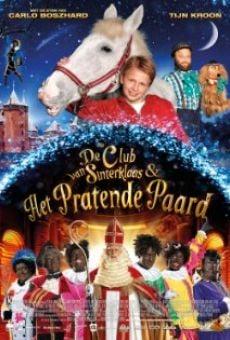 Ver película De Club van Sinterklaas & Het Pratende Paard