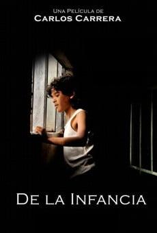 Ver película De la infancia