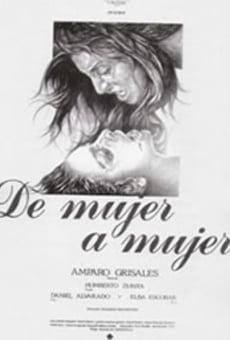 Ver película De mujer a mujer