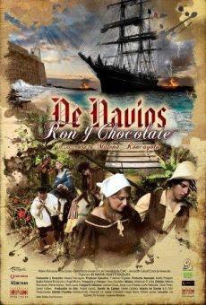 Ver película De navíos, ron y chocolate