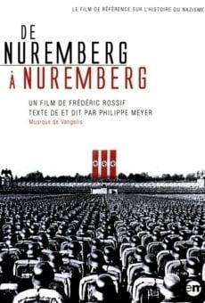 De Nuremberg à Nuremberg en ligne gratuit