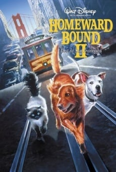 Homeward Bound II: Lost in San Francisco on-line gratuito