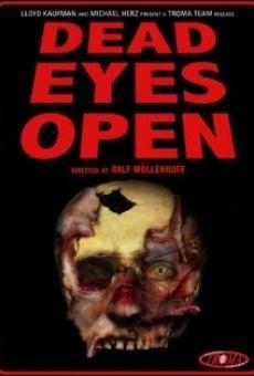 Ver película Dead Eyes Open
