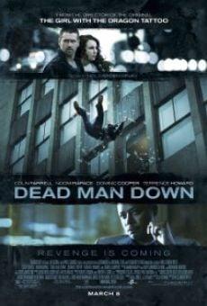 Ver película La venganza del hombre muerto