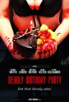 Deadly Birthday Party on-line gratuito