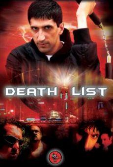 Death List en ligne gratuit