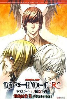 Death Note Relight: L's Successors
