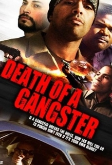 Ver película Death of a Gangster
