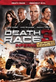 Death Race: Inferno (Death Race 3) on-line gratuito