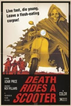 Death Rides a Scooter