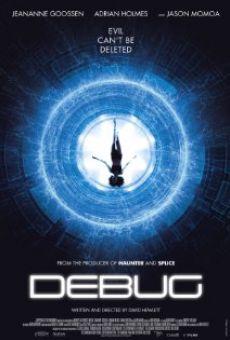 Ver película Debug