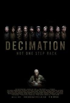 Ver película Decimation