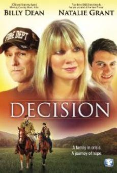 Ver película La decisión