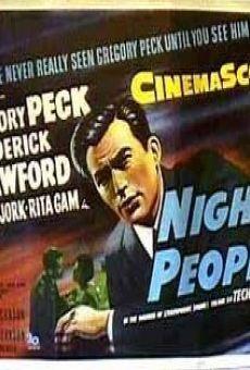 Ver película Decisión a medianoche