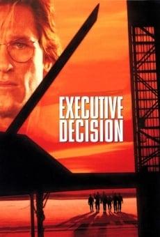 Ver película Decisión crítica