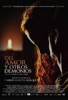 Ver película Del amor y otros demonios