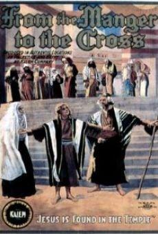 De la crèche à la croix